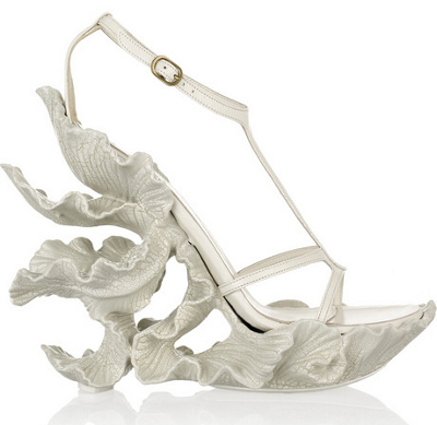 Alexander Mc Queen Spring Summer 2011 Sandal